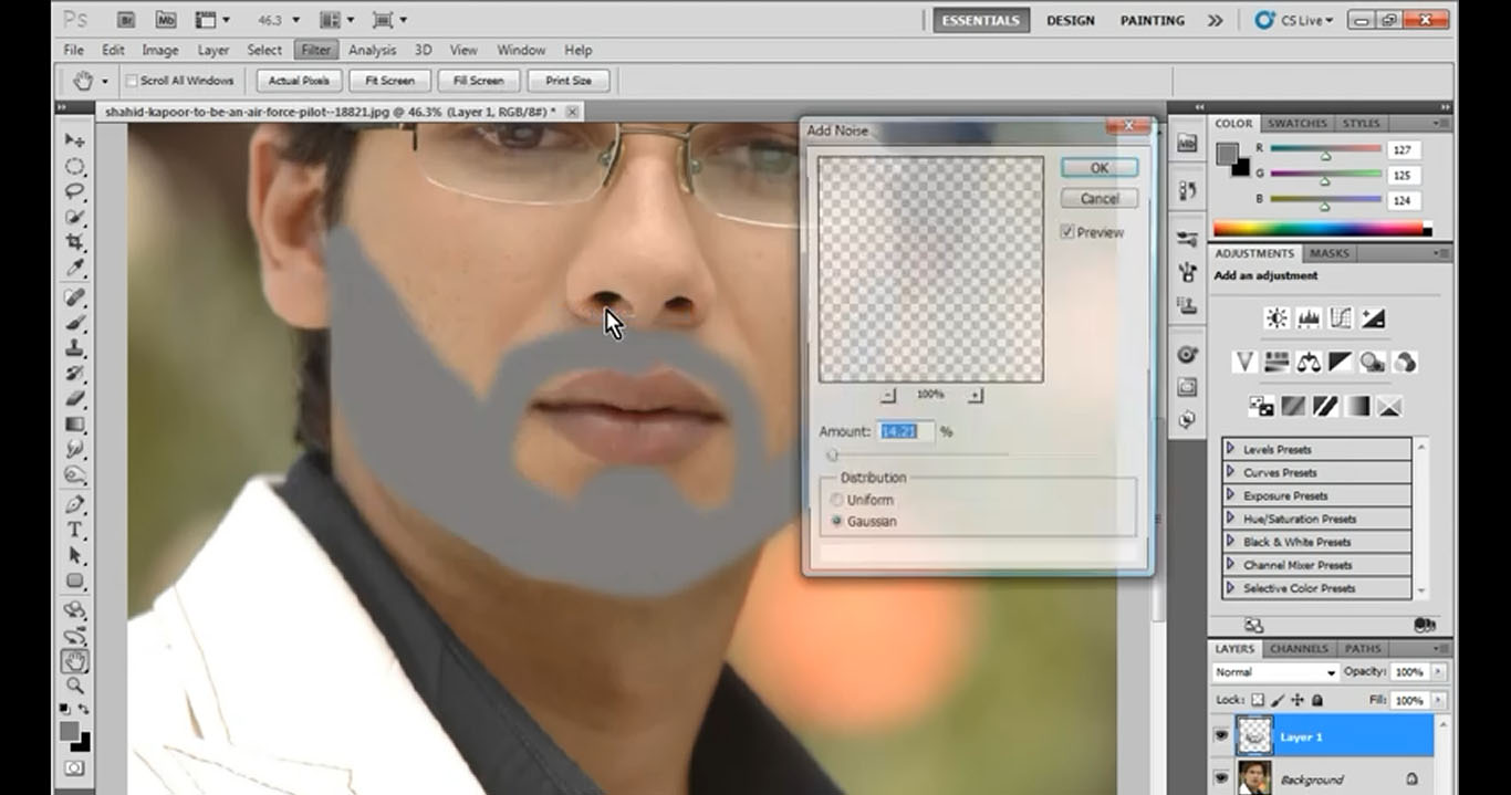 Sil3nt 4 interesting illustrator photoshop tutorial website how to make a beard in photoshop and here is the tutorial and enjoy it further information httpyoutuymbrtydketa baditri Choice Image
