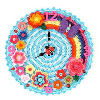 Free Crochet Pattern - Crocodile Stitch Bracelet