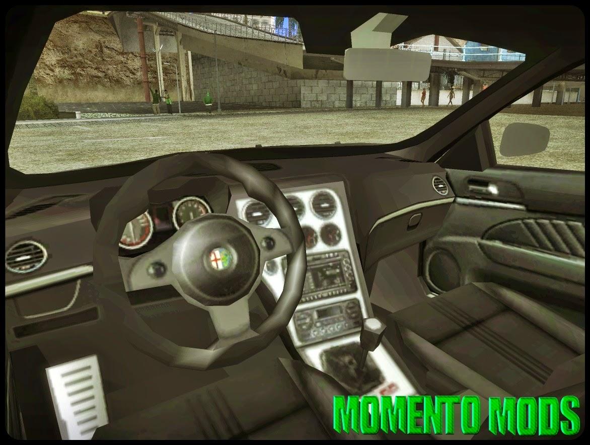 GTA SA - Alfa Romeo 159