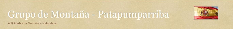 Grupo de Montaña - Patapumparriba