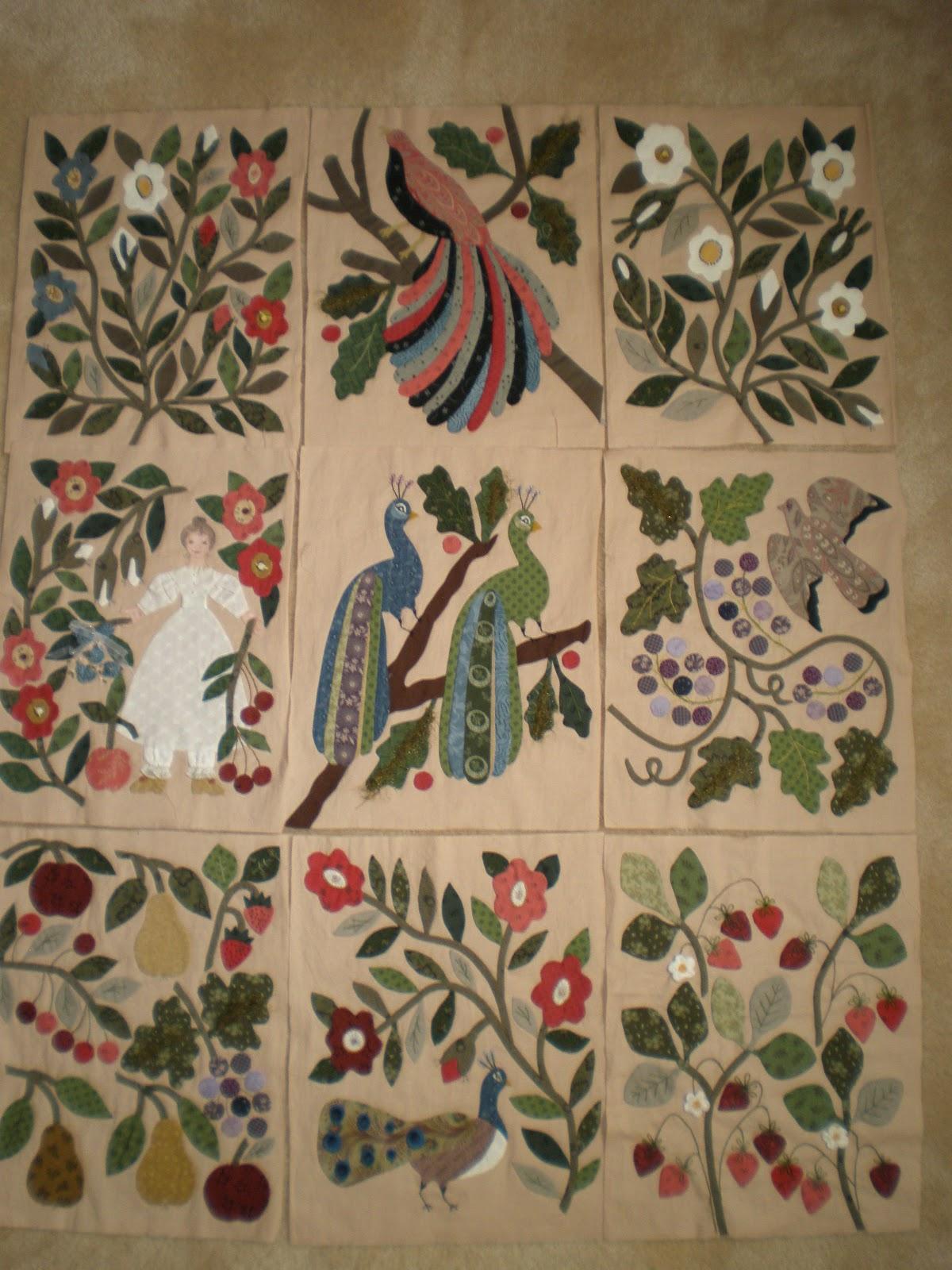 Sew Many Joyous Things Linda S Journey Block 10