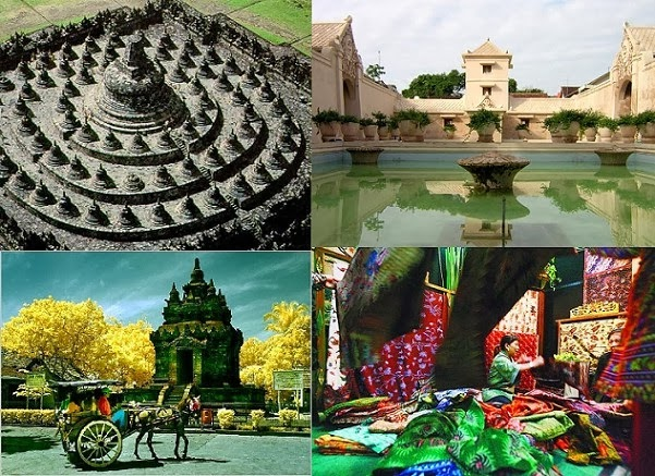 Yogyakarta & Borobudur Temple 3 Days / 2 Nights Tour Package