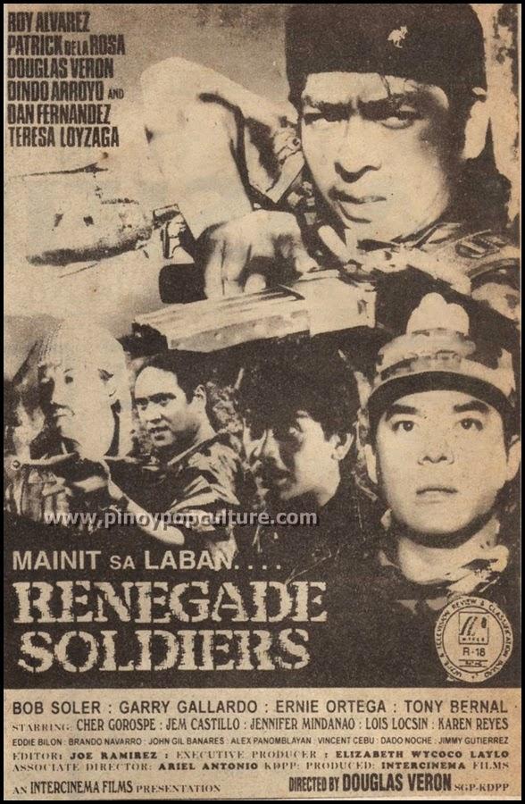 Renegade Soldiers, Mainit sa Laban Renegade Soldiers, Dan Fernandez