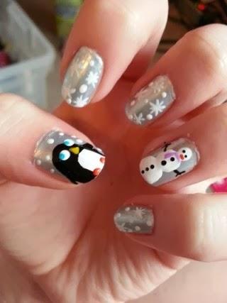 christmas nail art 2013/ 2014  girltrends