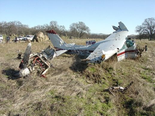 Suzuki Mobil Airplane Crash Pictures
