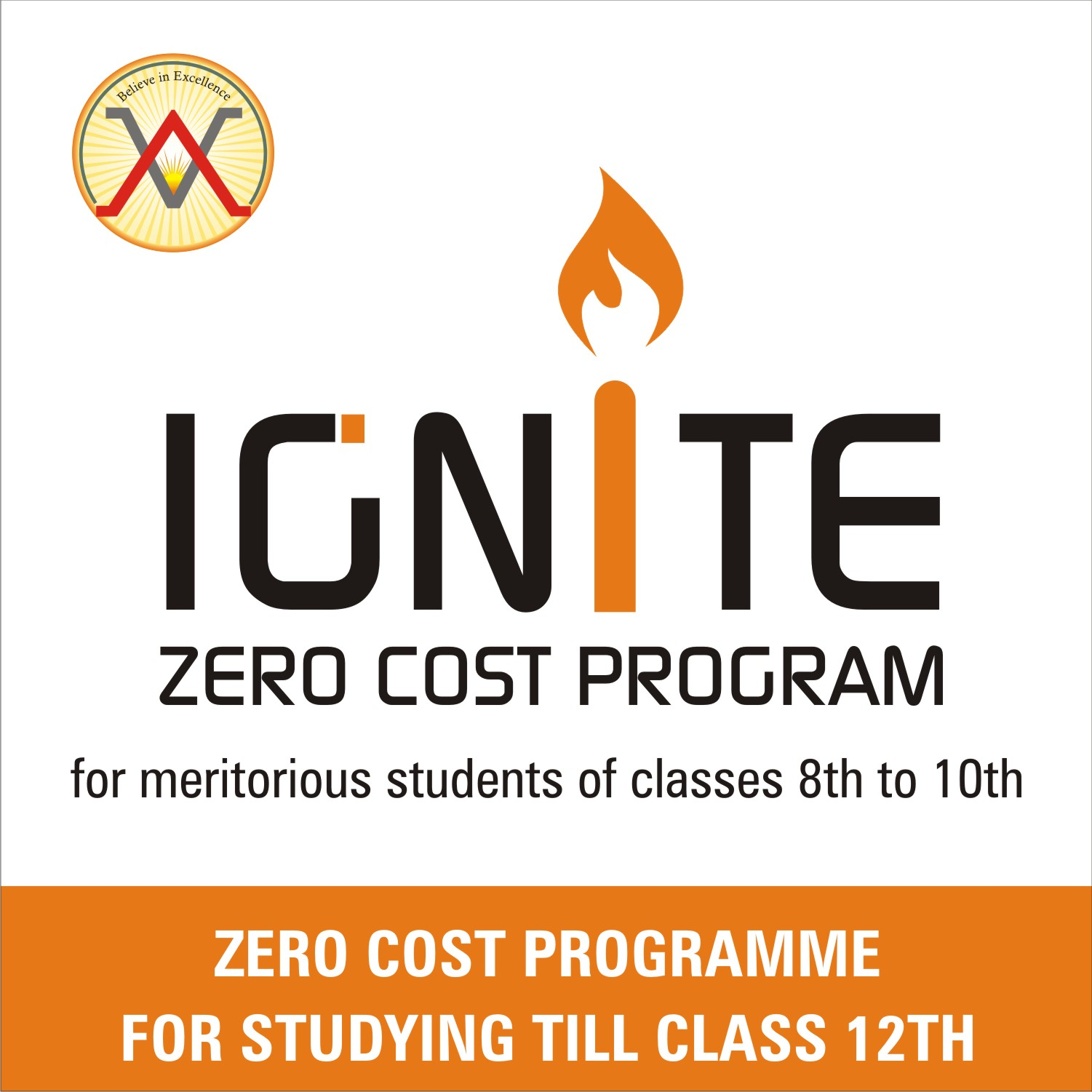IGNITE ZERO COST PROGRAM