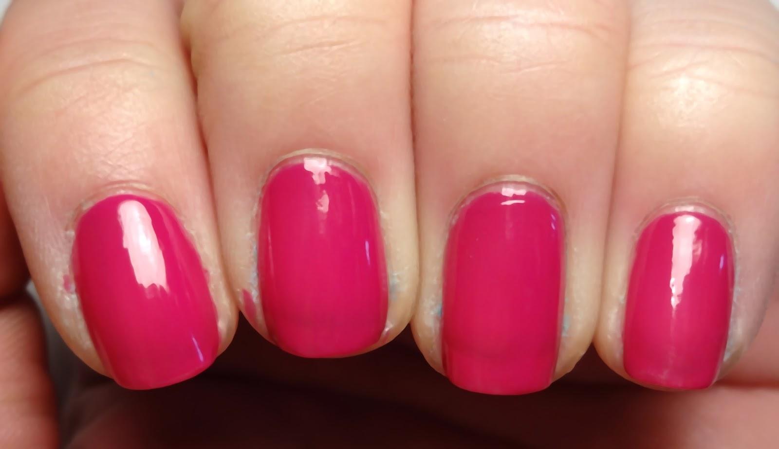 Pink Base Color