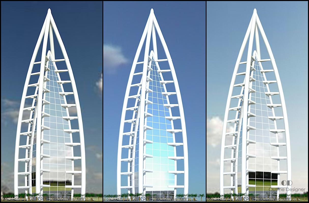 Future Skyscraper Designs - Viewing Gallery
