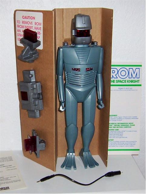 ROM - Le chevalier de l'espace - THE SPACE KNIGHT Rom3