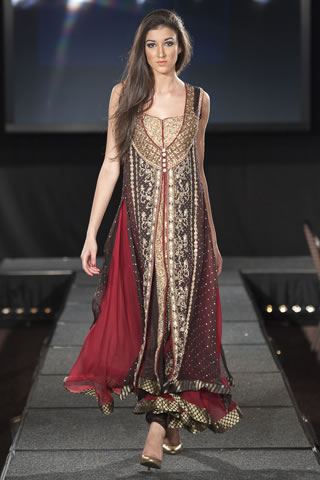Pakistani Party Wear Dresses