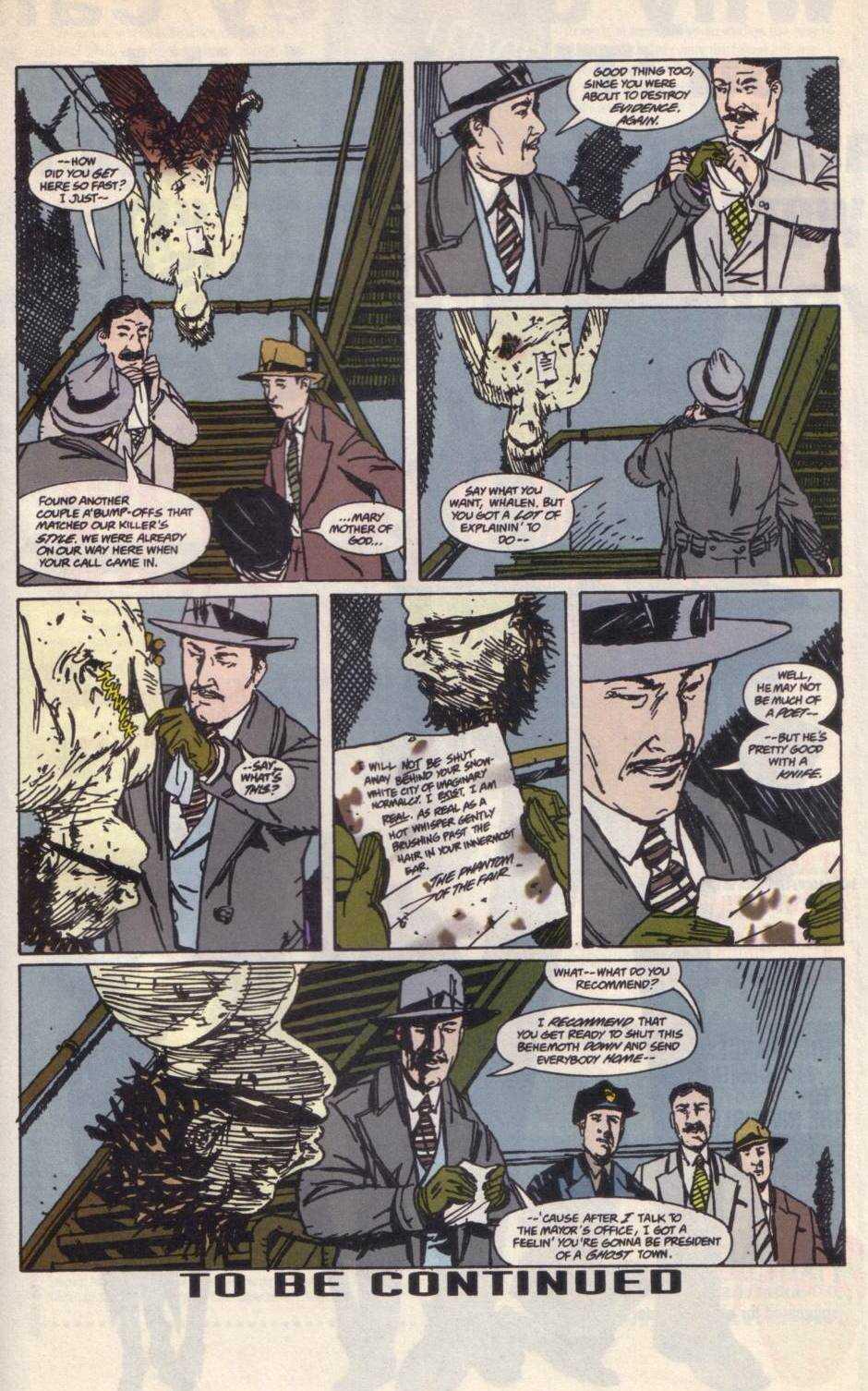 Sandman Mystery Theatre 41 Page 23