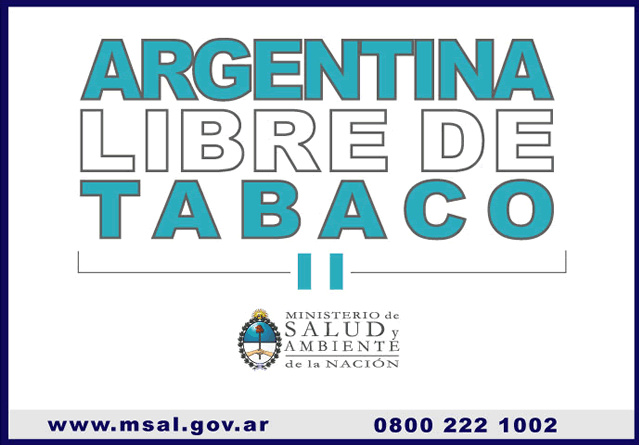 ley antitabaco en la argentina: