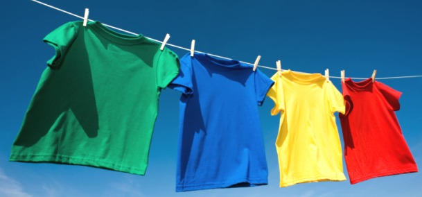 langkah langkah mencuci baju dengan benar
