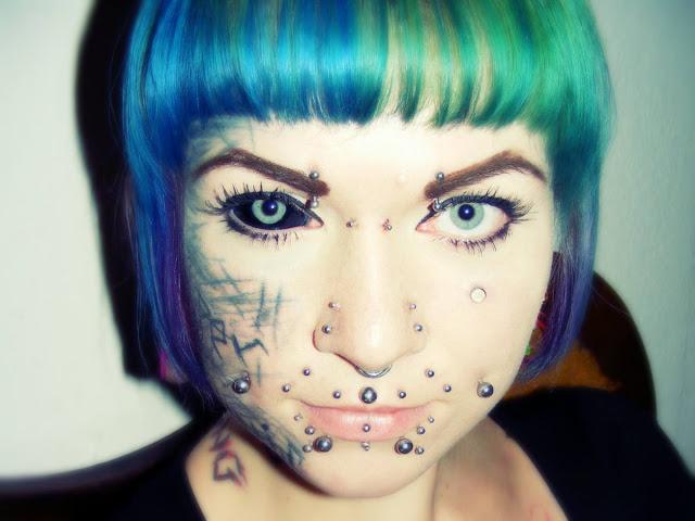tatuaje globo ocular