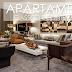 Apartamento com decoração contemporânea e clássica e salas integradas maravilhosas!