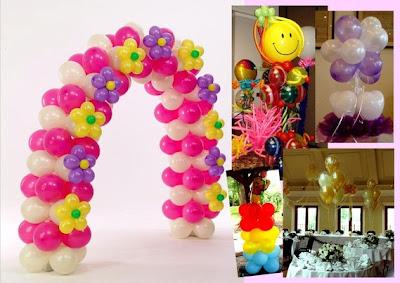 de fiestas o eventos se puede utilizar con cumpleaos bodas y en cualquier fiesta dale una mirada a estas fotos de decoracin de globos que hemos