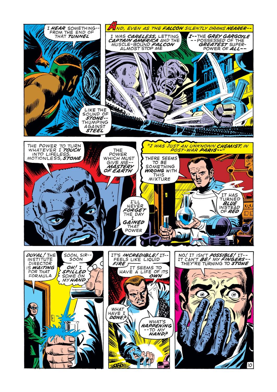 Captain America (1968) Issue #140 #54 - English 11