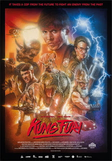 Kung Fury (2015) Online