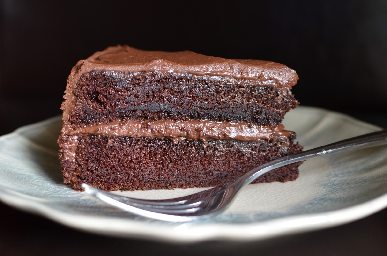 Playing with Flour: Hershey's (vs. Beatty's) chocolate cake