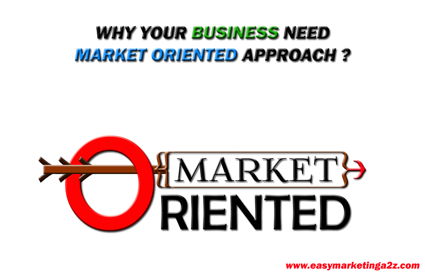 market oriented company Market orientation, still an intriguing concept for man carries the pledge of  superior company performance through the satisfaction of customer's.