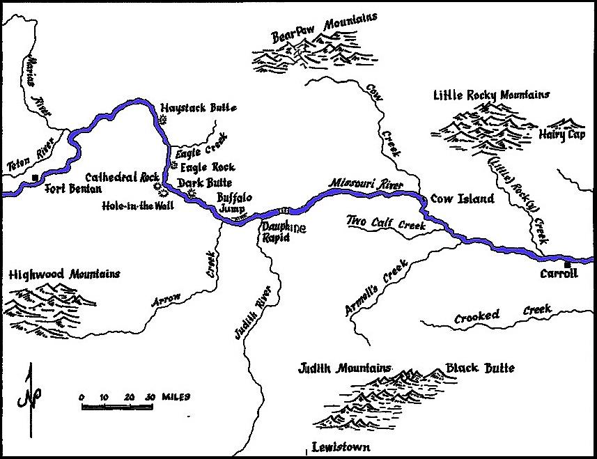 A Drifting Cowboy Montana Canoe Adventure Floating The Missouri