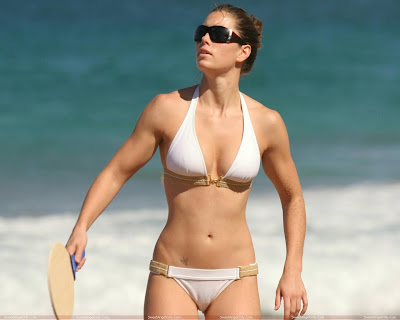 Jessica Biel Hot