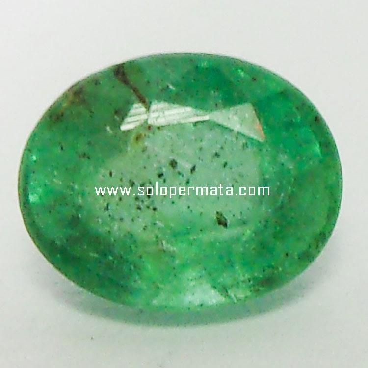 Batu Permata Zamrud Emerald Beryl - 30A06