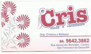 CRIS MODA E VARIEDADES