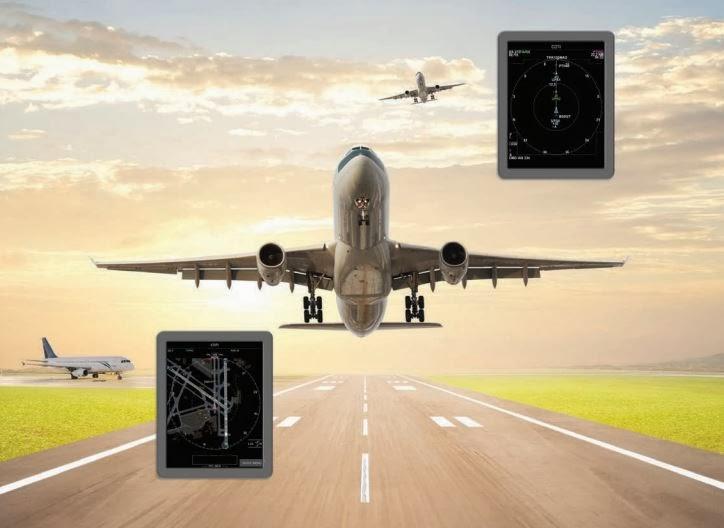 Набор решений SafeRoute® автоматического зависимого наблюдения в режиме радиовещания (ADS-B)