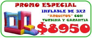 INFLABLE 3X2