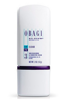 Skincare products, Even skintone, Obagi clear, Obagi Nu-Derm, how to remove age spots, freckles, sun damage from face, Skin lightening products, How to clear pigmentation, helthy looking skin, younger looking skin