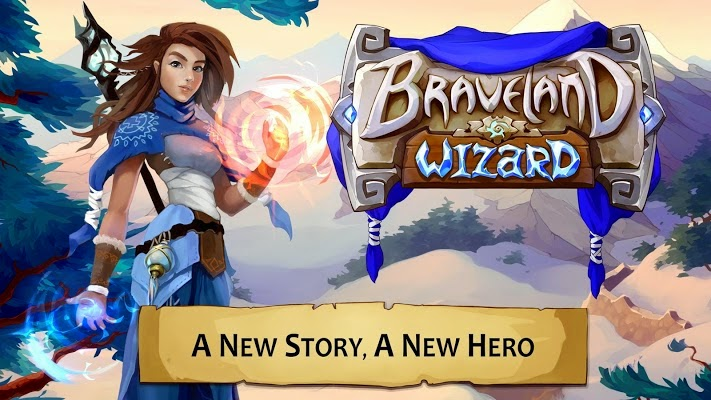 Braveland Wizard Gameplay