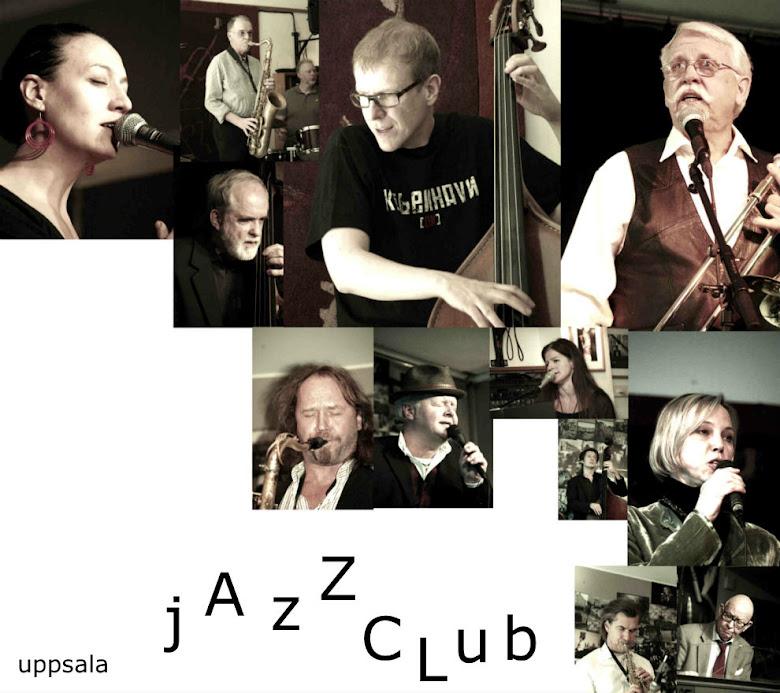 Välkomna till Uppsala Jazz Club