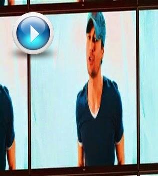 Enrique Iglesias e Pitbull Em Destaque