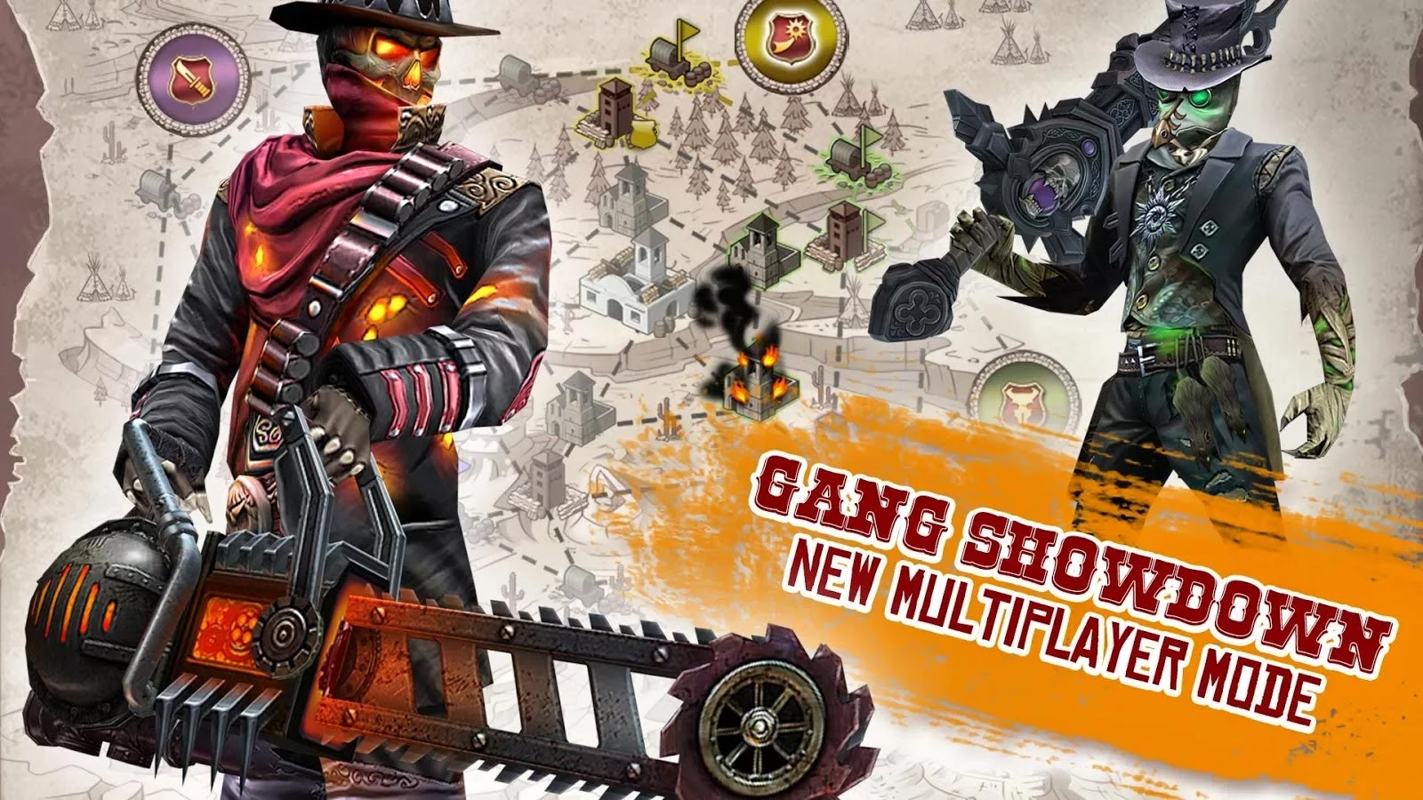 Six-Guns: Gang Showdown v2.7.0k Mod