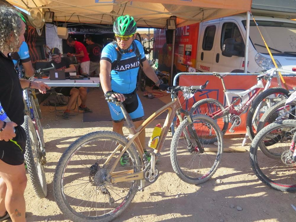 Madera y ciclismo se unen en las bicicletas de cyclowwod