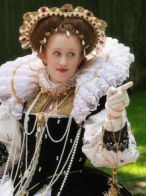 Queen Elizabeth Renaissance FLY HIGH!: THE EUROPEA...