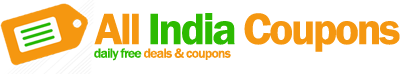 All India Coupons