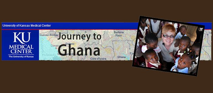 Journey to Ghana