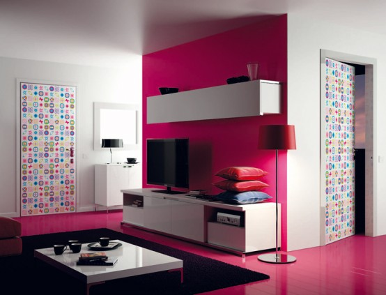 Modern House Interior Colors