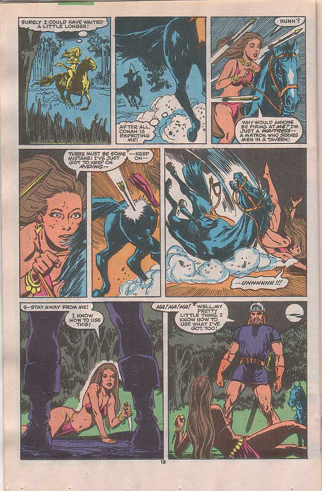 Conan the Barbarian (1970) Issue #236 #248 - English 14