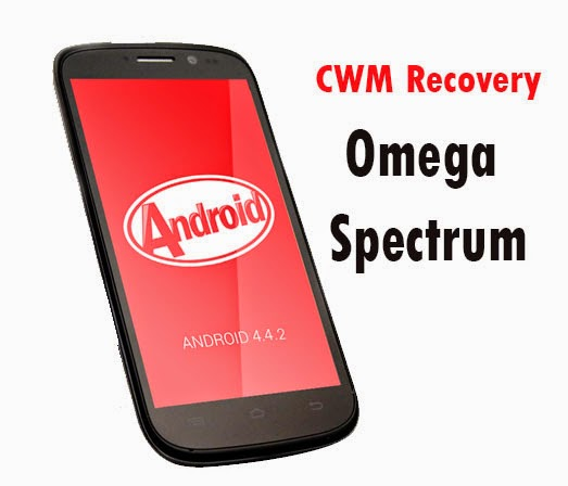 cwm recovery omega spectrum kitkat