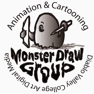 Monster Draw Blog