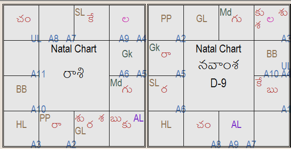 Vedic Astrology Conditions For Neechabhanga