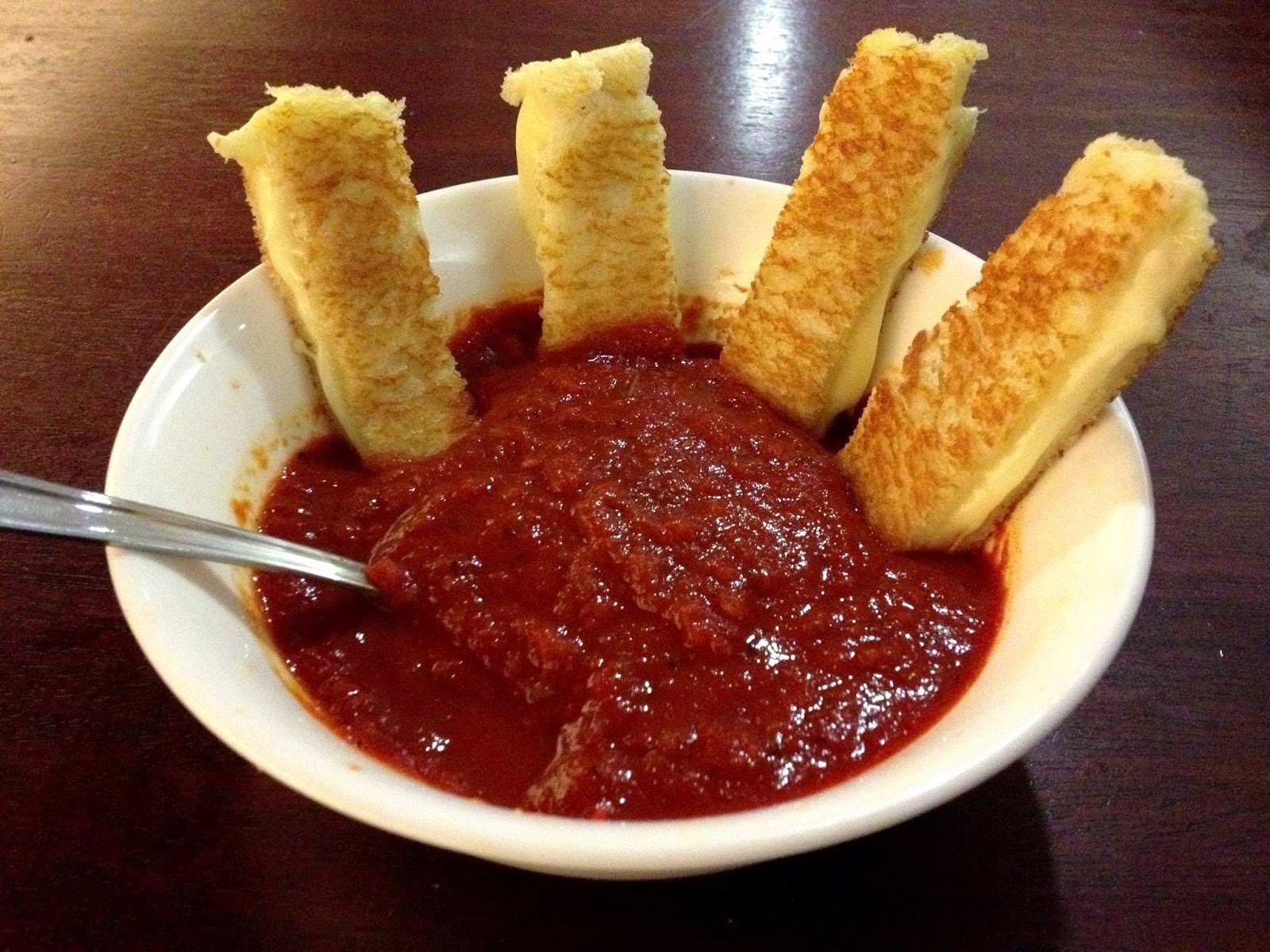 how to make marinara sauce for cheese sticks