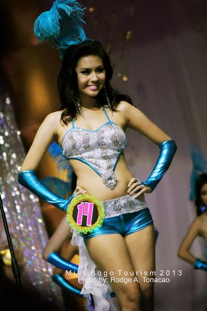 Miss Bogo Tourism 2013