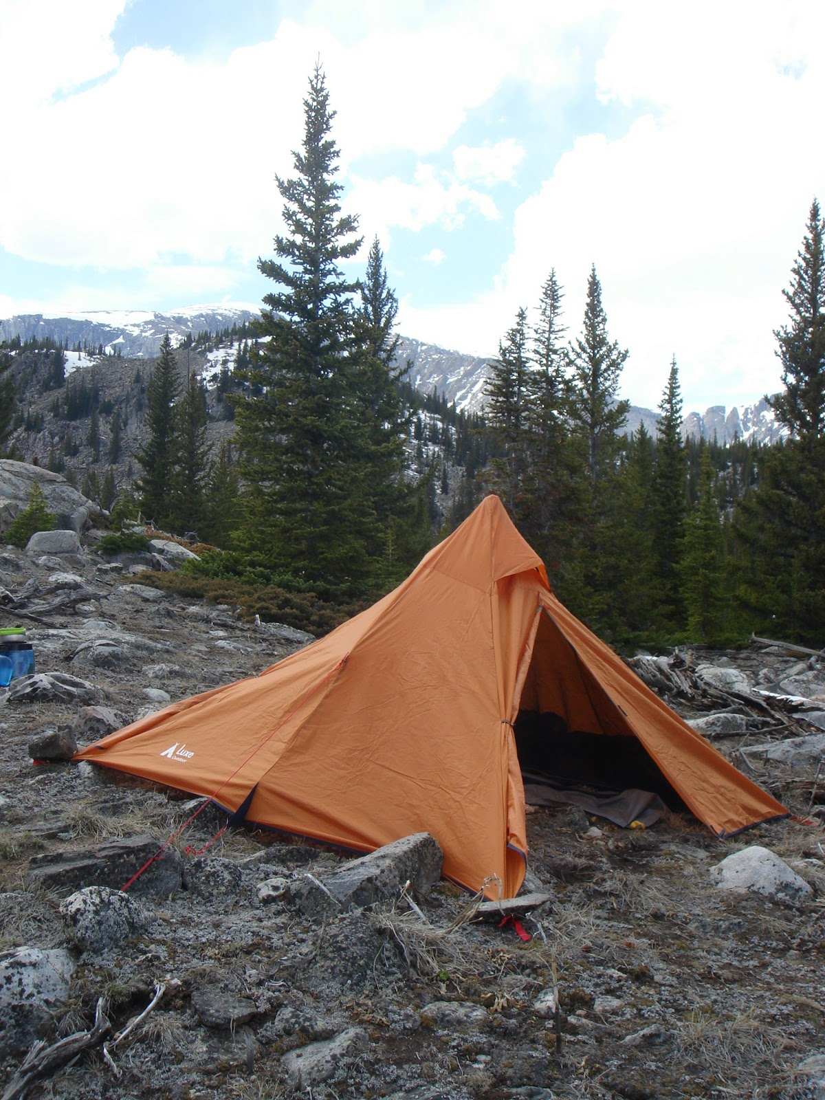 Great 1-2 Man Tent & Luxe Mini Peak 2 Tent - Review |Camp Primitive - Out There Somewhere