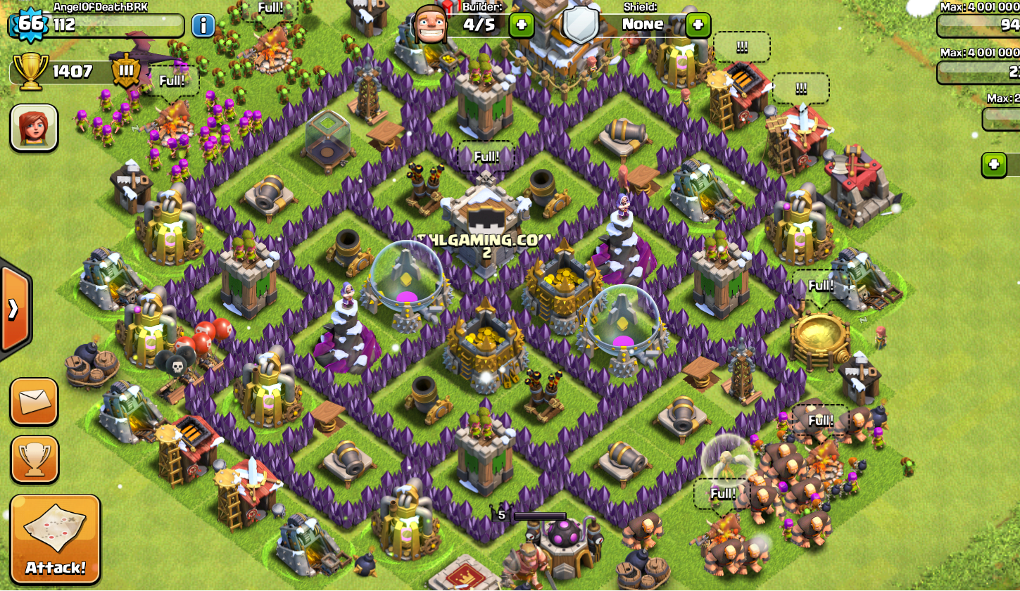 Coc best th 9 base apps directories