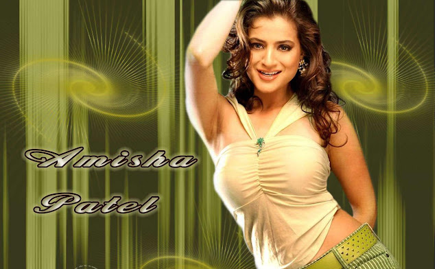 Amisha Patel HD Wallpaper