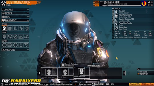 My Character In Blacklight: Retribution